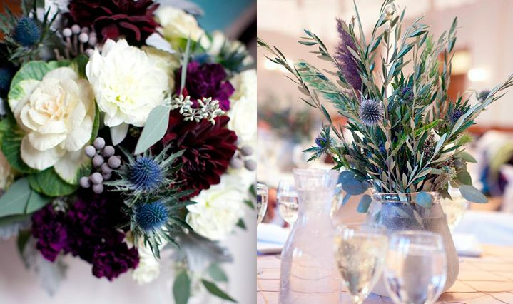10-flores-exoticas-e-lindas_cardo_3 10 flores exóticas e lindas na decoração do casamento