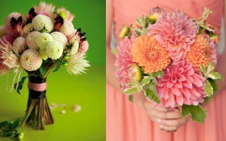 10-flores-exoticas-e-lindas_dalia-pompom_1 10 flores exóticas e lindas na decoração do casamento