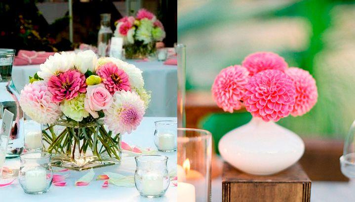 10-flores-exoticas-e-lindas_dalia-pompom_2a 10 flores exóticas e lindas na decoração do casamento