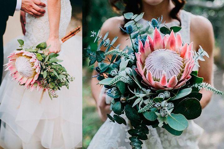 10-flores-exoticas-e-lindas_protea_1 10 flores exóticas e lindas na decoração do casamento