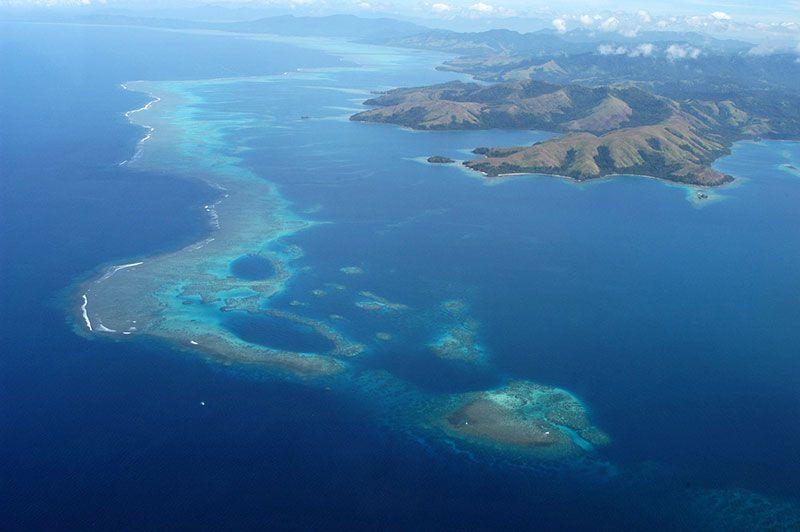 The_Rainbow_Reefcopy Lua de mel incrível em Fiji | Roteiros de Lua de Mel