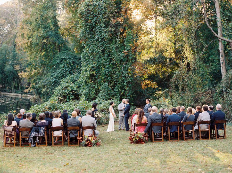 Mini-Wedding de Outono