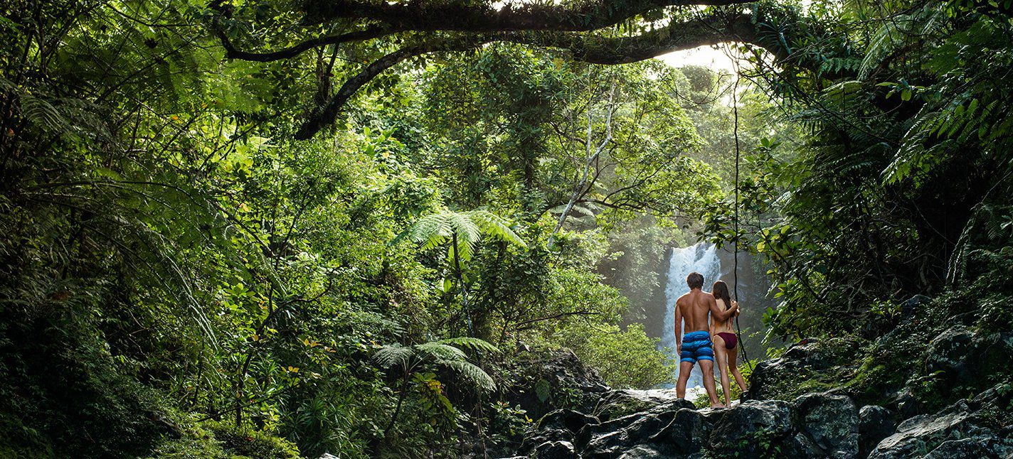 taveuni-waterfall-1 Lua de mel incrível em Fiji | Roteiros de Lua de Mel