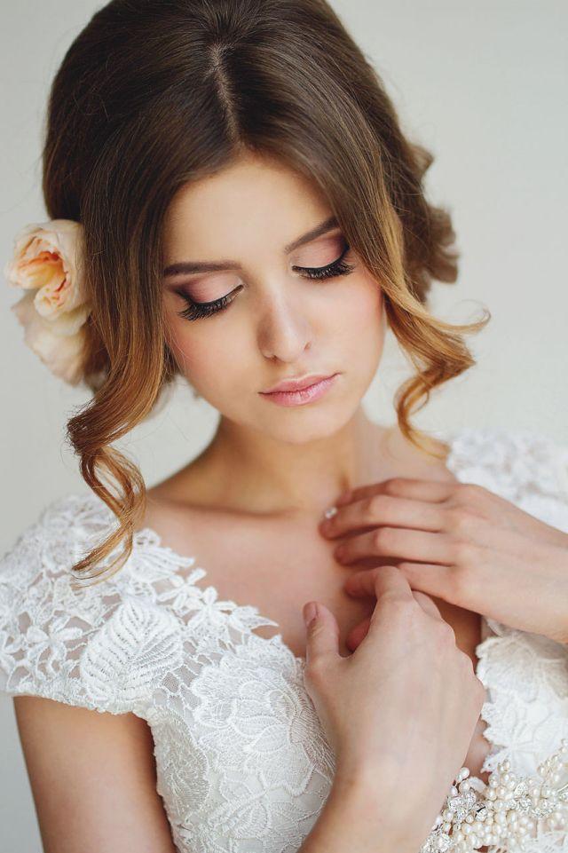 Penteados-romanticos-para-cabelos-longos11 Penteados românticos para cabelos longos