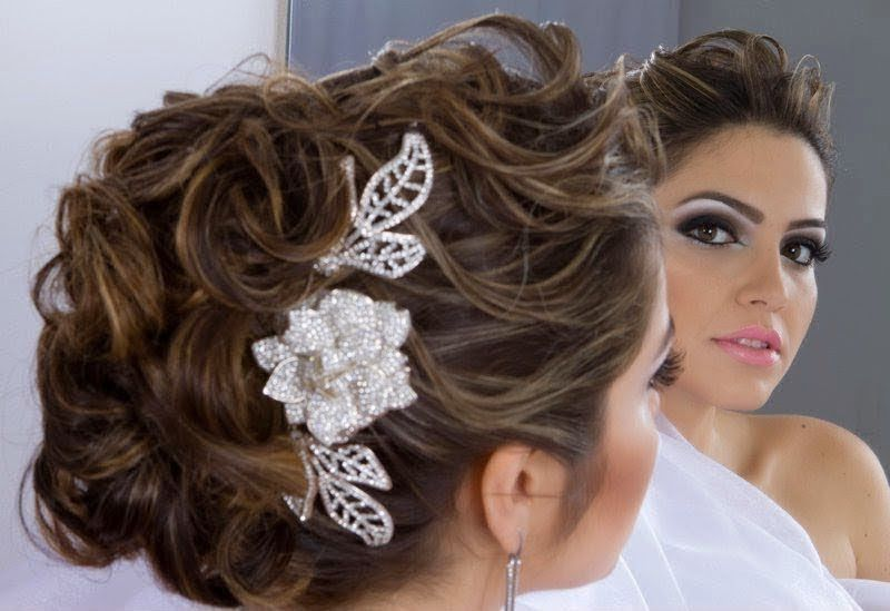 Penteados-romanticos-para-cabelos-longos20 Penteados românticos para cabelos longos