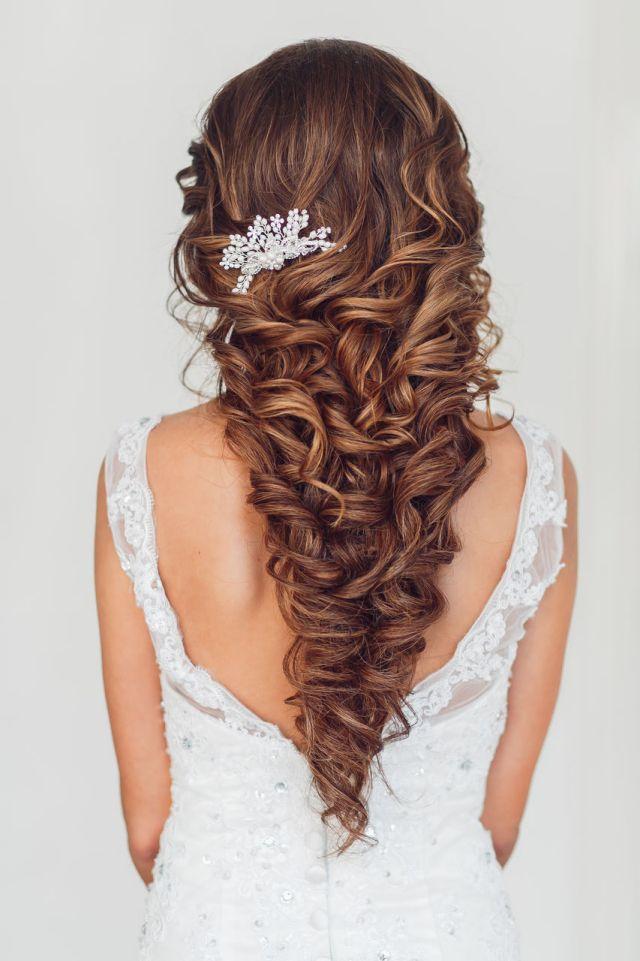 Penteados-romanticos-para-cabelos-longos30 Penteados românticos para cabelos longos
