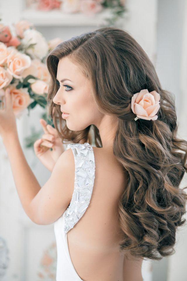 Penteados-romanticos-para-cabelos-longos32 Penteados românticos para cabelos longos
