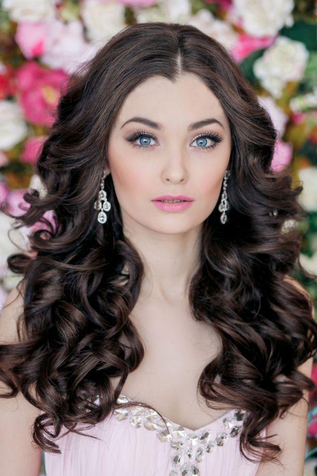 Penteados-romanticos-para-cabelos-longos33 Penteados românticos para cabelos longos