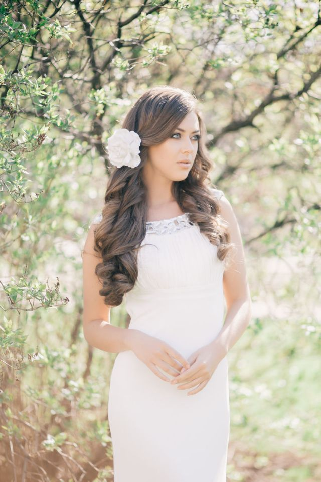 Penteados-romanticos-para-cabelos-longos34 Penteados românticos para cabelos longos