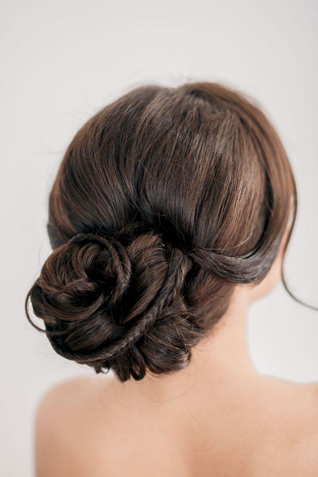 Penteados-romanticos-para-cabelos-longos46 Penteados românticos para cabelos longos