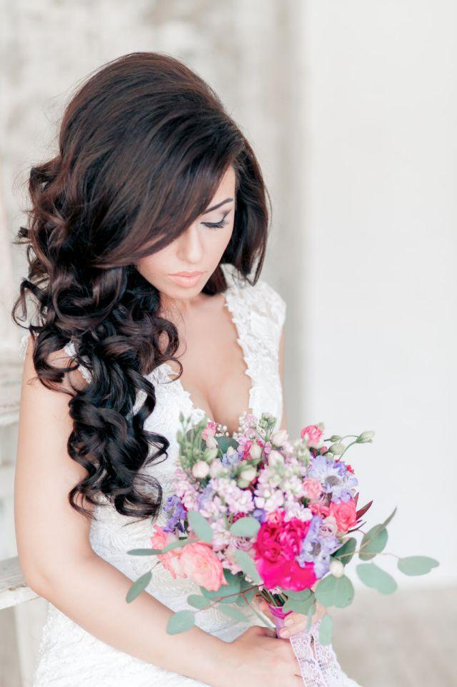 Penteados-romanticos-para-cabelos-longos51 Penteados românticos para cabelos longos