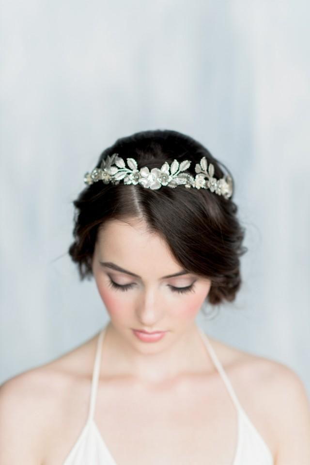 acessorios-para-cabelos10 Cabelos da noiva: acessório de cabeça
