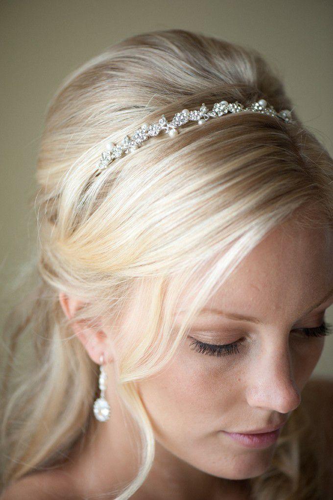 acessorios-para-cabelos13 Cabelos da noiva: acessório de cabeça