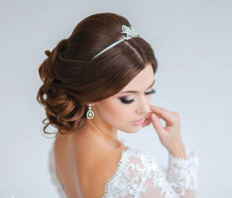 acessorios-para-cabelos19 Cabelos da noiva: acessório de cabeça