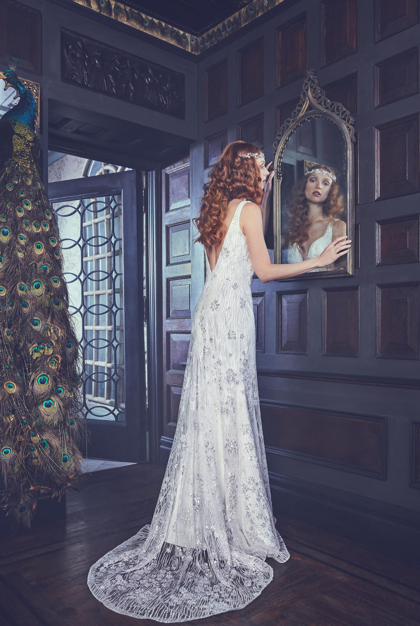 sareh-nouri-spring-2018-bridal-layers-gown Tendências de vestidos de noiva para 2018