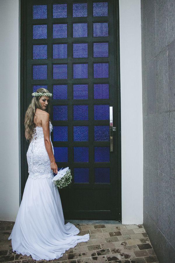 GBF-255 Simples e Perfeito, Mini Wedding Rústico - Priscila e Thiago