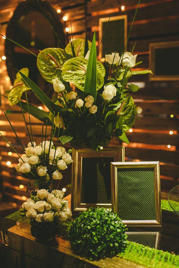 GBF-303 Simples e Perfeito, Mini Wedding Rústico - Priscila e Thiago