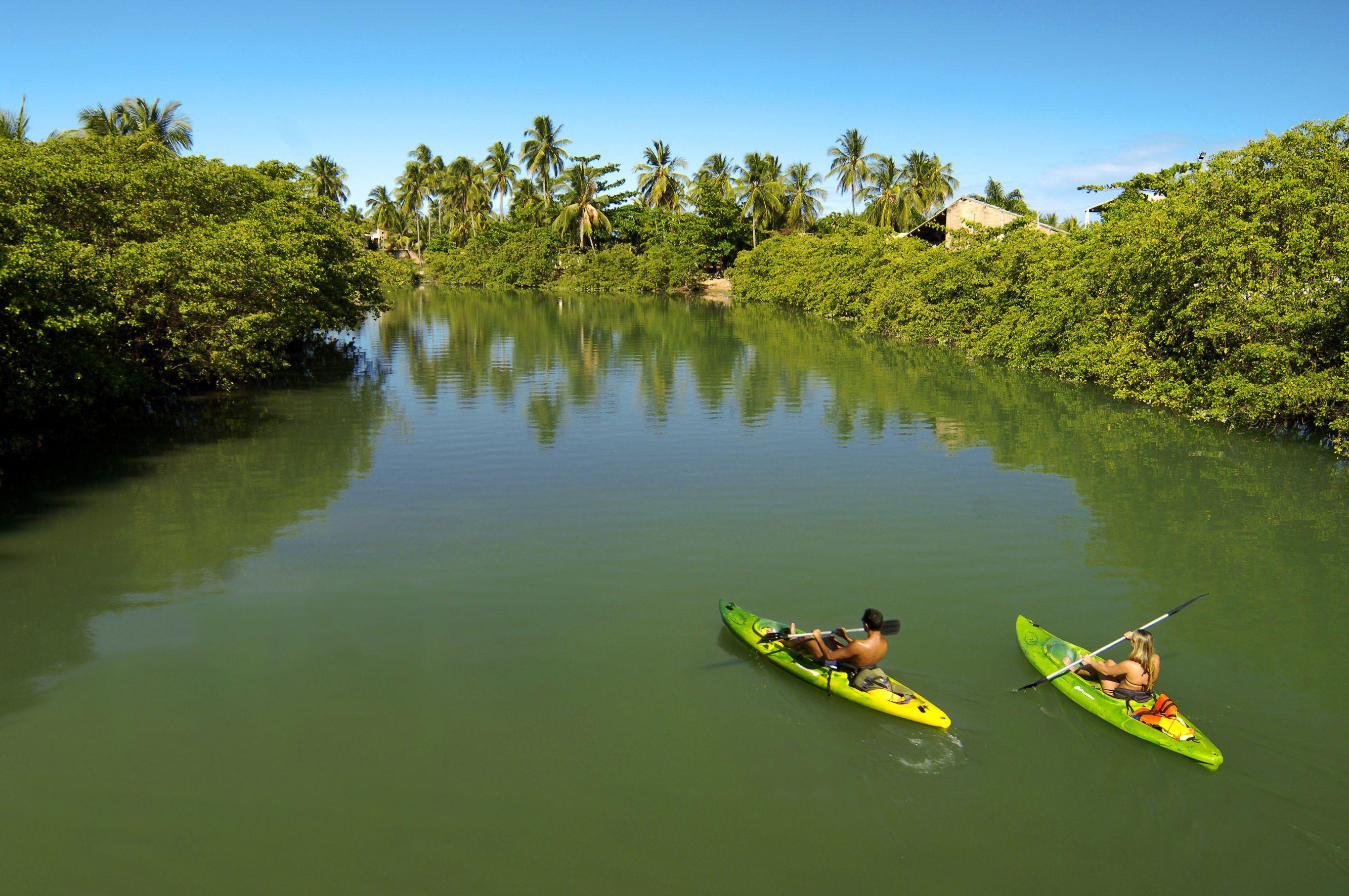 caiaque-rio-maragogi2 Maragogi o Caribe Brasileiro | Lua de Mel