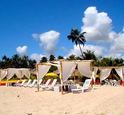 praia-de-burgalhau-almoco Maragogi o Caribe Brasileiro | Lua de Mel