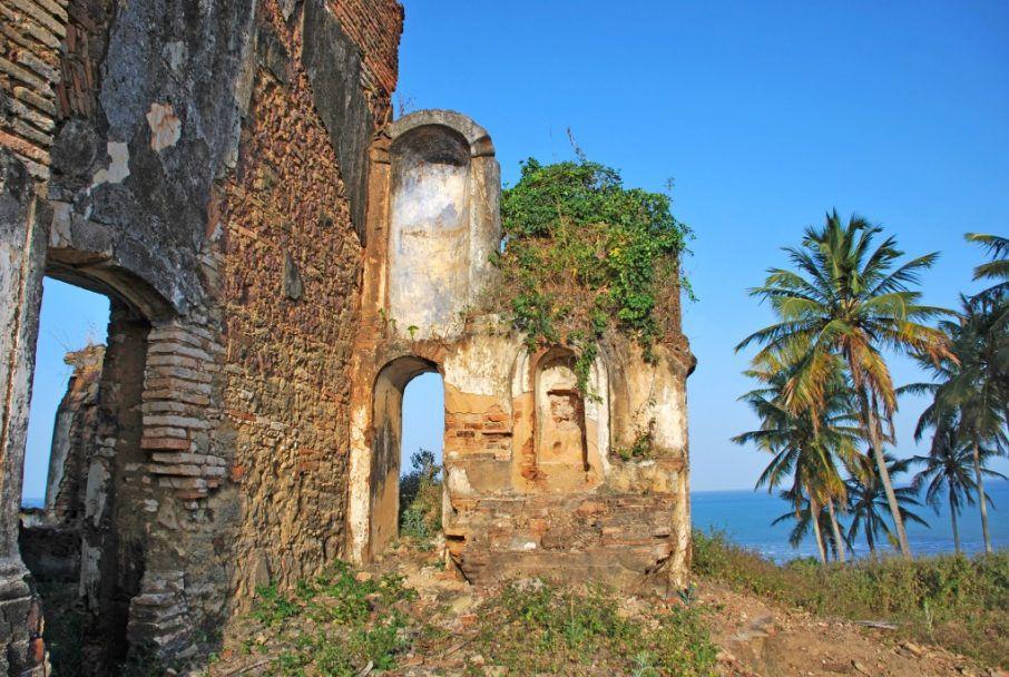 ruinas-do-mosteiro-de-sao-bento Maragogi o Caribe Brasileiro | Lua de Mel