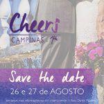 1ª edição do evento Cheers em Campinas | Eventos de casamento