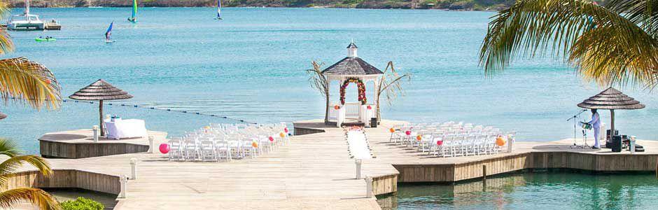 antigua Melhores locais de casamento no Caribe | Destination Weeding