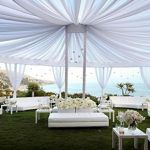 Lounge na festa do casamento | Trends