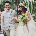 Casamento rústico, Vestido clássico   Casamentos reais