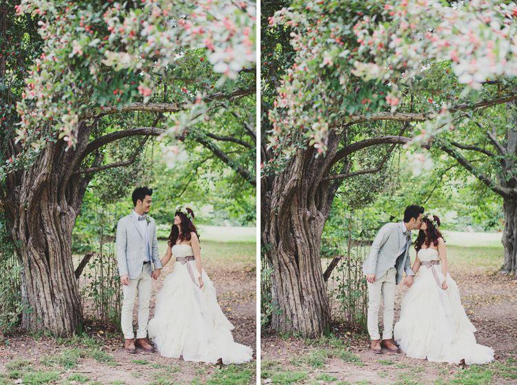 casamento-rustico15 Casamento rústico, Vestido clássico   Casamentos reais