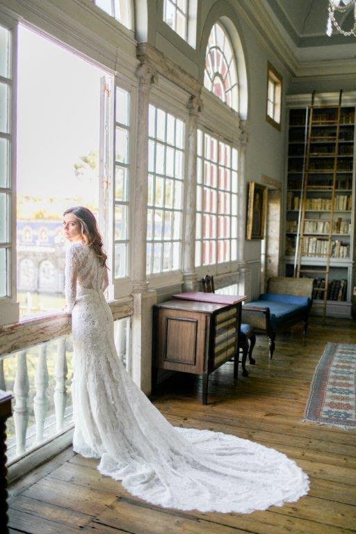 kiki-anders01 Um casamento de conto de fadas - Kiki e Anders | Casamentos reais