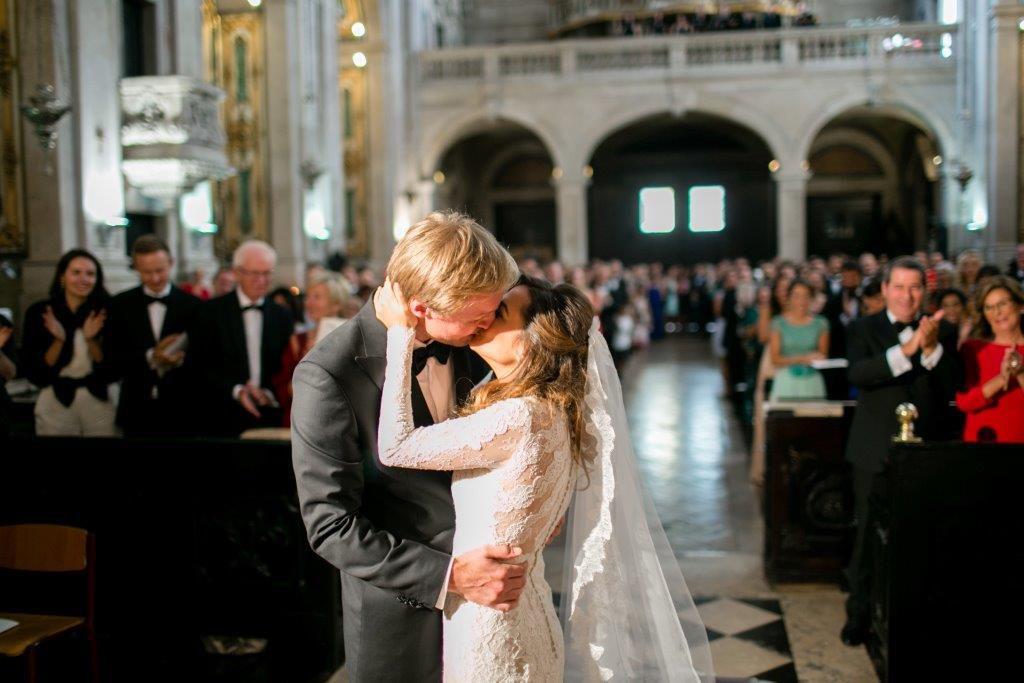 kiki-anders12 Um casamento de conto de fadas - Kiki e Anders | Casamentos reais