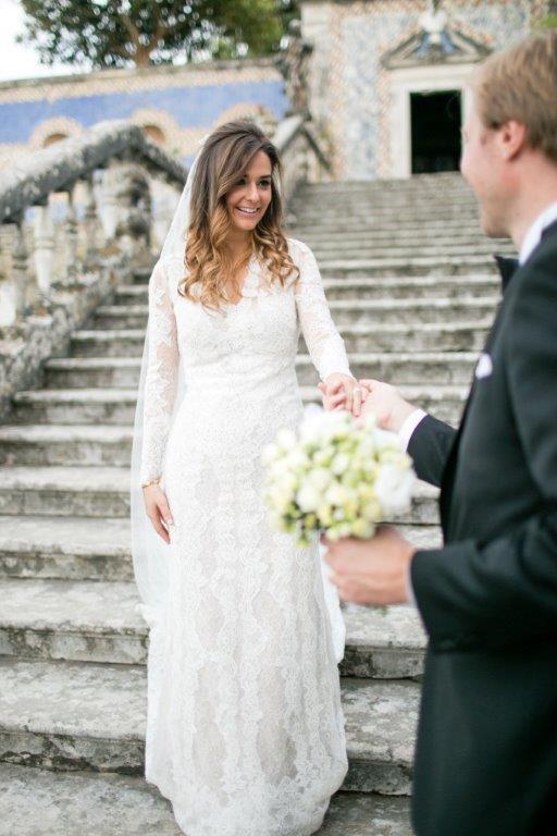 kiki-anders14 Um casamento de conto de fadas - Kiki e Anders | Casamentos reais