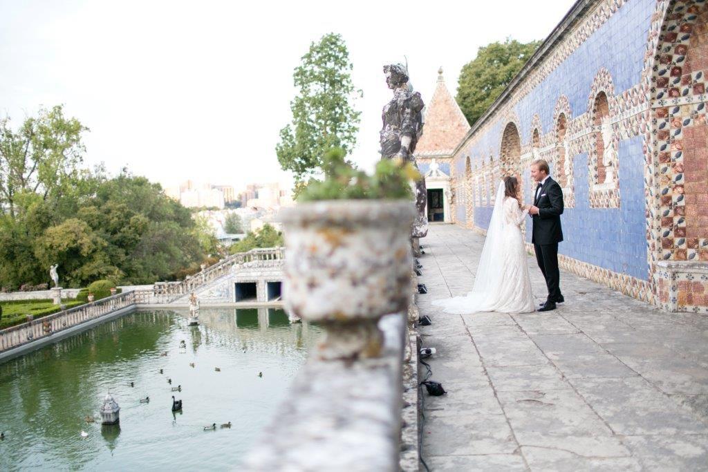 kiki-anders15 Um casamento de conto de fadas - Kiki e Anders | Casamentos reais