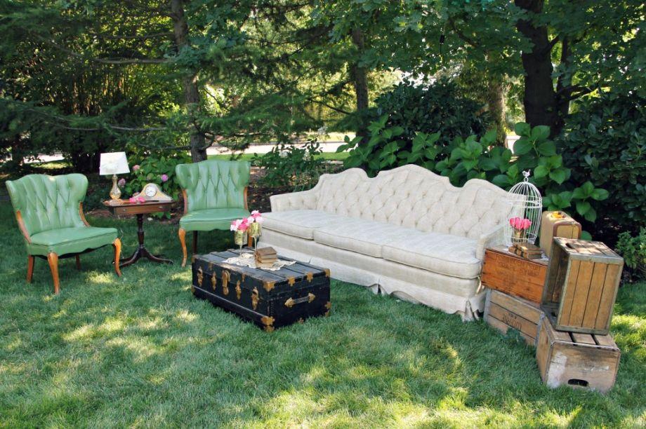 lounge01 Lounge na festa do casamento | Trends