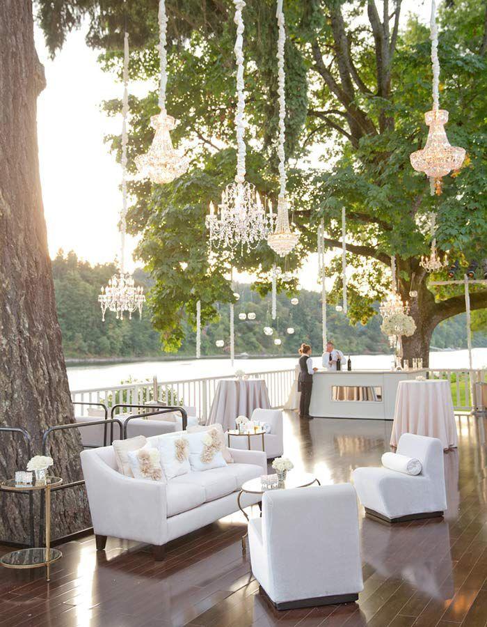 lounge02 Lounge na festa do casamento | Trends