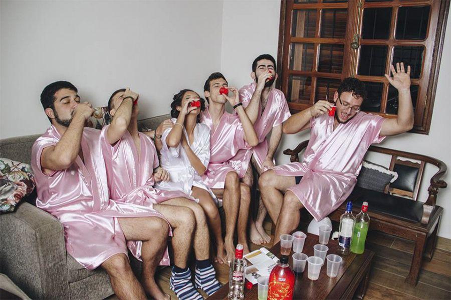 Rebecca-Abrantes-and-bridesmaids00 Um Dia da Noiva bem diferente! - Rebeca | Dia da Noiva