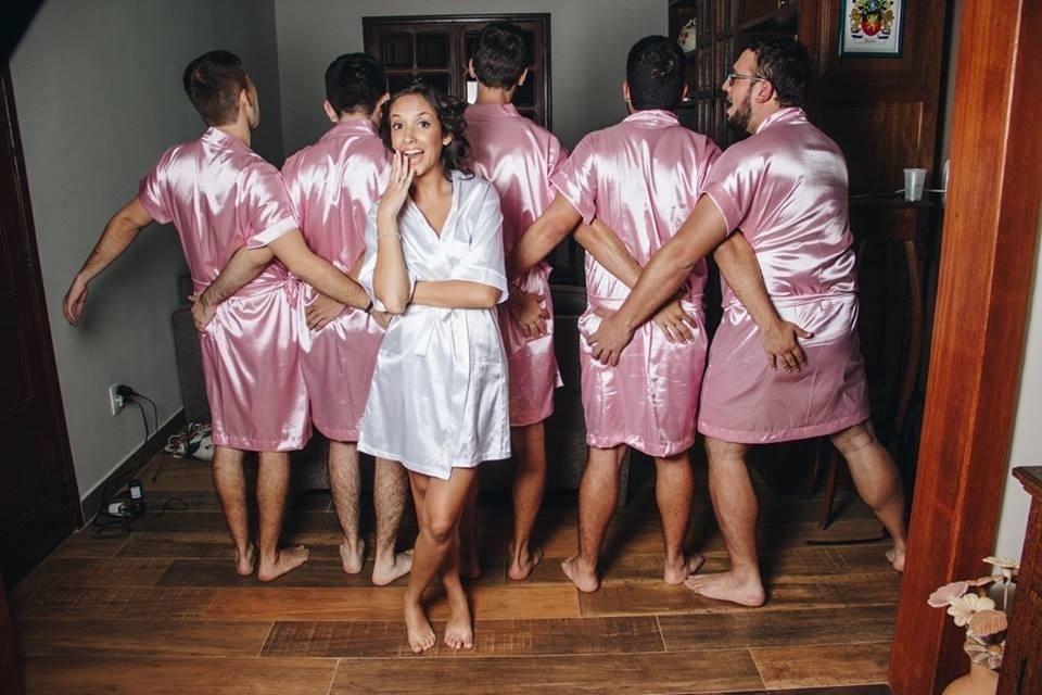 Rebecca-Abrantes-and-bridesmaids06 Um Dia da Noiva bem diferente! - Rebeca | Dia da Noiva