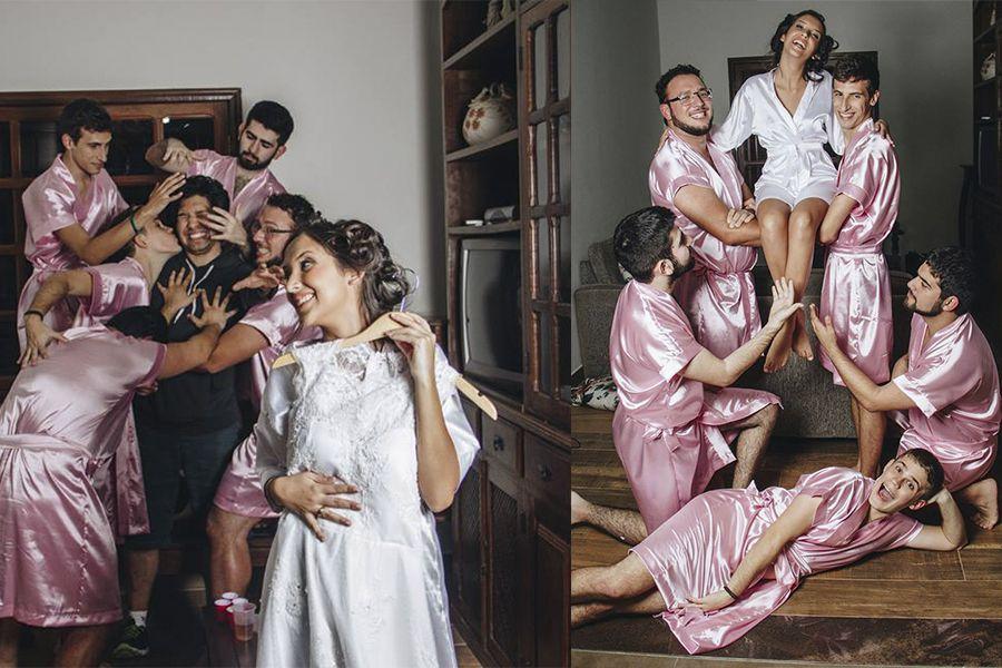 Rebecca-Abrantes-and-bridesmaids08 Um Dia da Noiva bem diferente! - Rebeca | Dia da Noiva