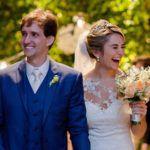 Felicidade e Amor num dia inesquecível – Bianca & Fábio | Casamentos Reais