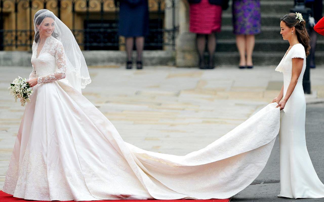 Princesa-Kate-inglaterra2 Vestidos de princesas | Inspiração