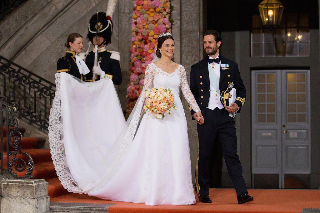 Princesa-Sofia-Suecia Vestidos de princesas | Inspiração