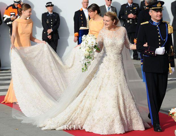 condessa-Stephanie-luxemburgo Vestidos de princesas | Inspiração