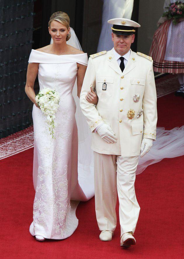 princesa-Charlene-Monaco Vestidos de princesas | Inspiração