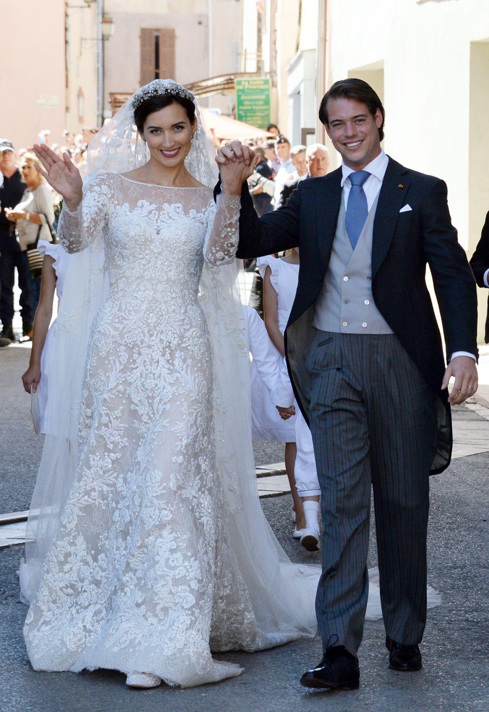 princesa-Claire-belgica Vestidos de princesas | Inspiração