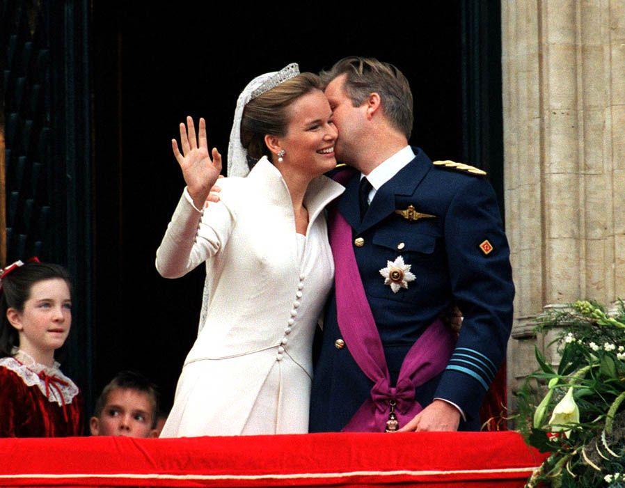 princesa-Mathilde-belgica Vestidos de princesas | Inspiração