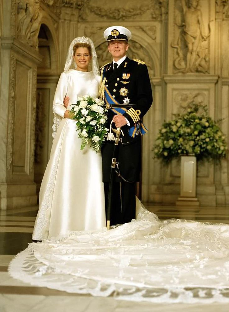 princesa-Maxima-paises-baixos Vestidos de princesas | Inspiração
