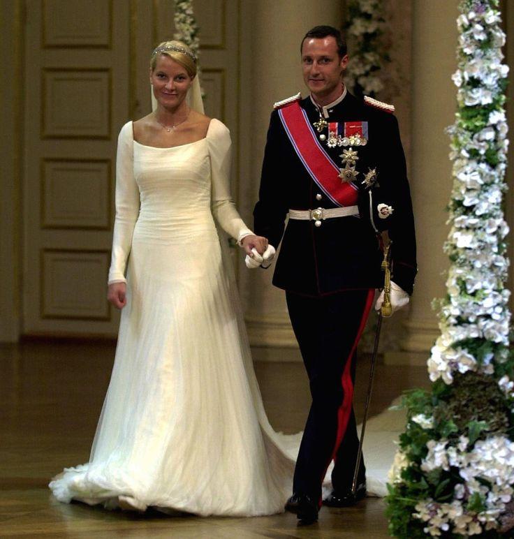 princesa-Mette-Marit-Noruega Vestidos de princesas | Inspiração