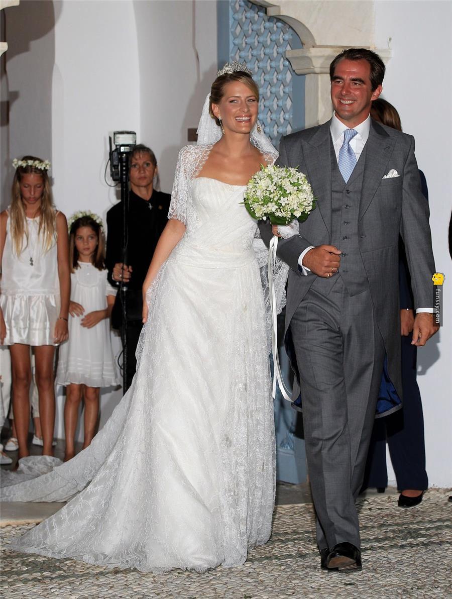 princesa-Tatiana-grecia-dinamarca Vestidos de princesas | Inspiração