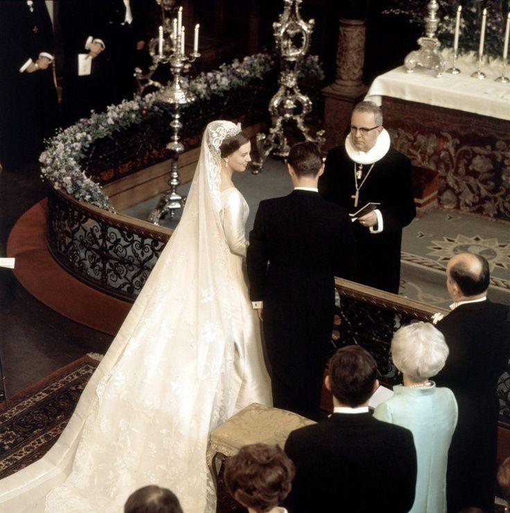 rainha-Margrethe-dinamarca Vestidos de princesas | Inspiração