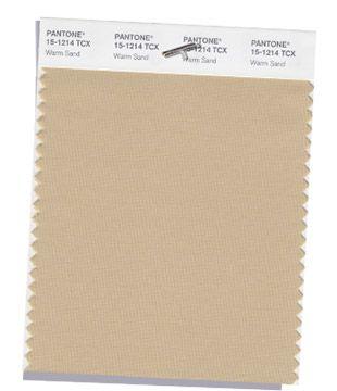 Pantone-classic-Warm-Sand Pantone Color Trend Report 2018 | Tendência
